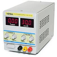 Лабораторный блок питания 30B 10A YIHUA 3010D