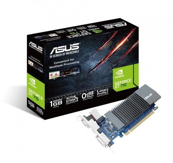 Видеокарта Asus GeForce GT710-SL-1GD5