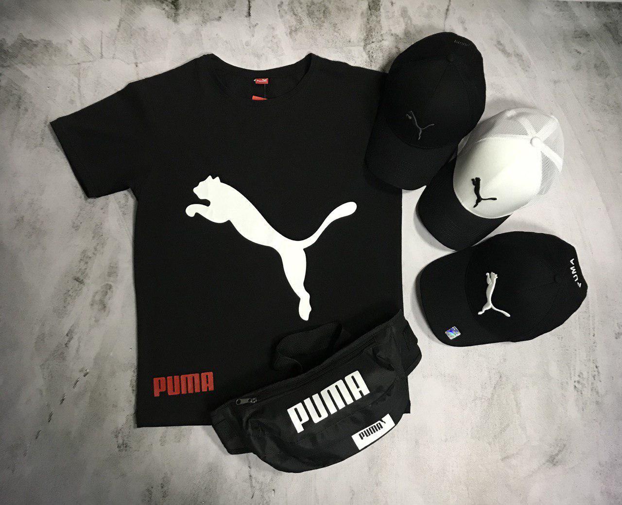 Мужская футболка Puma Refusal