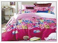 Комплект постельного белья 200х220/70*70 ARYA сатин 6пр. Florina