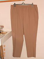 Классические брюки на резинке 60 размера, фото 1