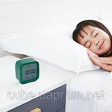 Цифрові Годинник Будильник Термометр, Гігрометр Xiaomi Qingping Alarm Clock CGD1