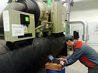 Монтаж промышленного холодильного оборудования и установок