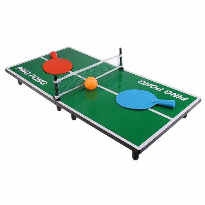 Міні портативний настільний теніс, пінг-понг настільна гра набір для дітей