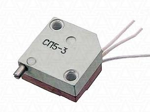 СП5-3 1Вт 220 Ом±5% резистор змінний підлаштування