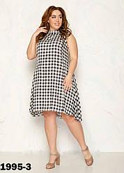 Платье летнее женское размеры 48-52