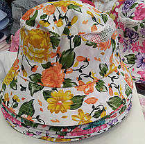 Панама Цветы, фото 3