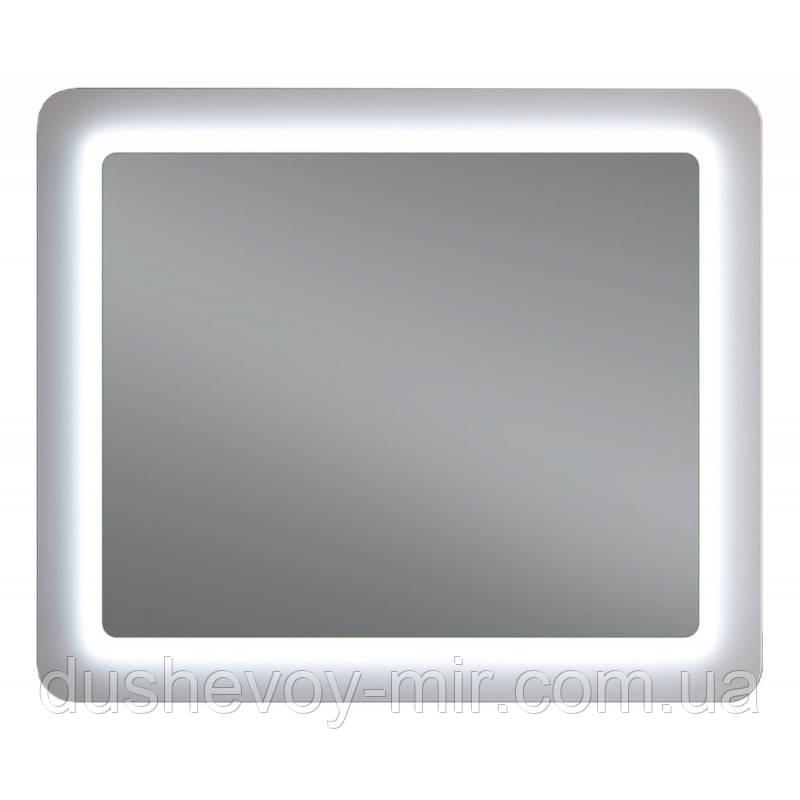 Зеркало с подогревом в ванную SANWERK ULTRA КОСМО