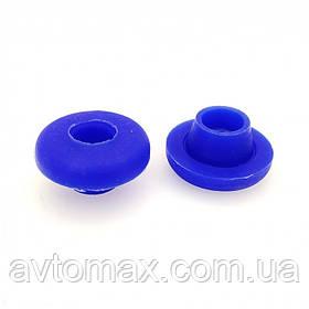 Втулка клапанной крышки 2108 (синий силикон) CS-20