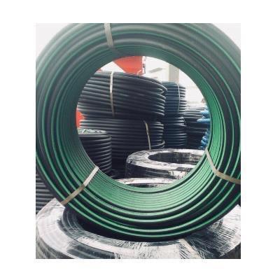 Многолетняя слепая трубка Ø 16 мм стенка 1,5 мм бухта 100 м (Турция)