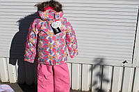 Детский зимний термокомбинезон мембрана atPlay joiks р.134