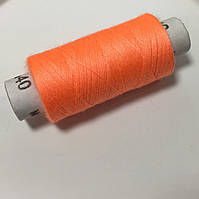 Нитки швейные 40/2 цв.1164 оранж.неон