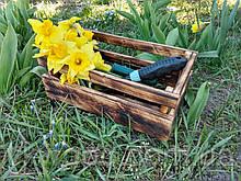 """Деревянный ящик для хранения и декора """"Органайзер"""""""