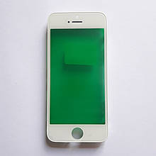 Стекло корпуса Novacel для Apple iPhone 5S с рамкой White