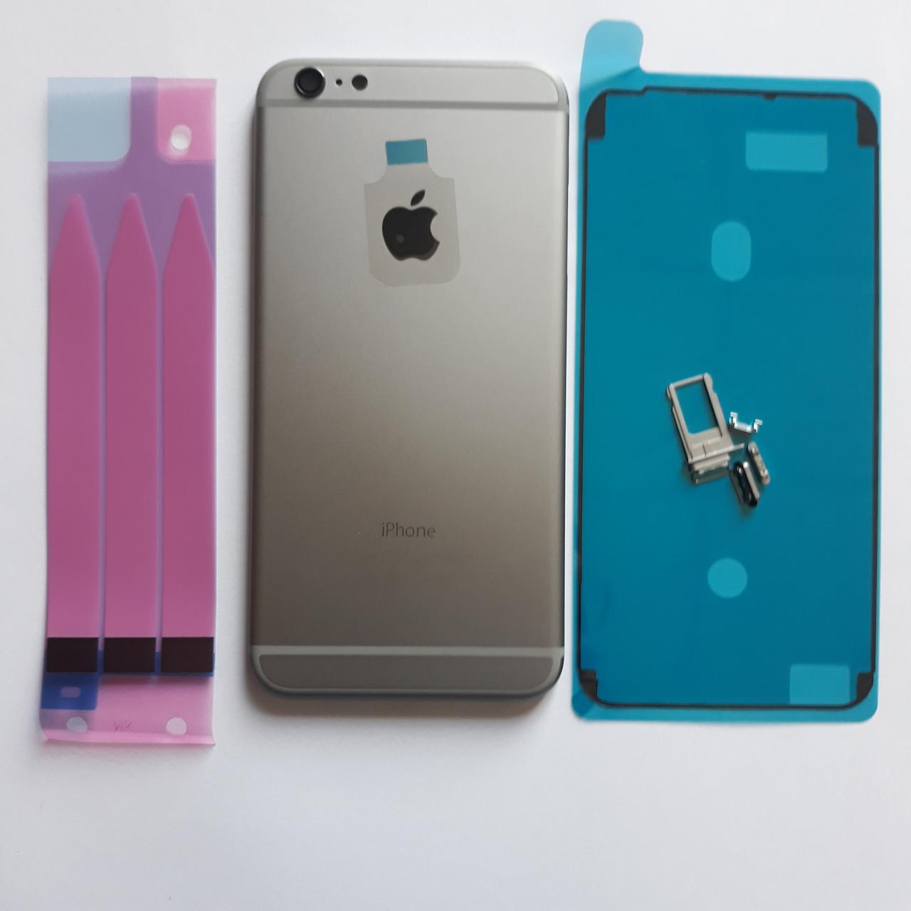 Корпус Novacel для Apple iPhone 6 Plus Space Gray