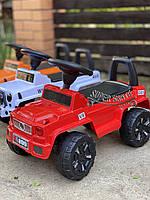 Толокар для ребенка - машинка толокар Красный