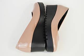 Туфли женские пудра Estamod 142, фото 2