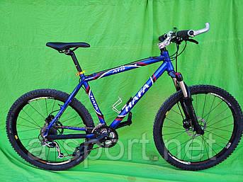 Гірський велосипед Hafa, алюміній, гідравліка