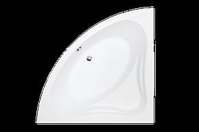 Угловая ванна MIA 130х130 Besco PMD Piramida, фото 2