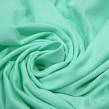 Ткань трикотажная Футер Петля. Зеленый. Купить оптом в Украине, от рулона