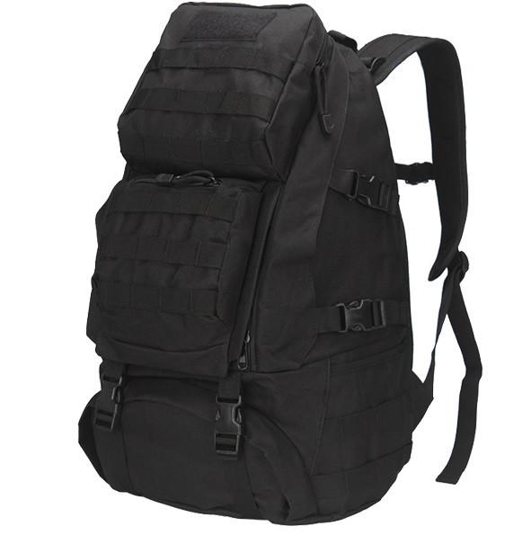 Рюкзак тактический B35 50 л, черный