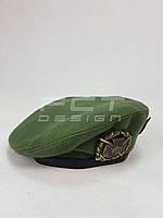 Берет ЗСУ общевойсковой пехоты шитый олива