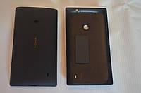 Задняя черная крышка для Nokia Lumia 525
