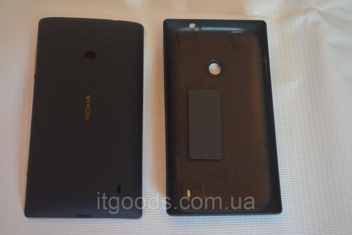 Задняя черная крышка для Nokia Lumia 520