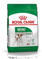 Сухий корм Royal Canin Adult Mini 8 кг для дорослих собак дрібних розмірів (вага дорослої собаки від 4 до 10 кг)
