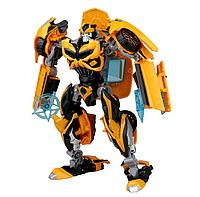 Робот-трансформер Бамблби со звездами сюрикенами 18СМ