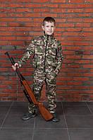 """Костюм детский камуфляжный хаки """"NATO""""  Point ONE"""