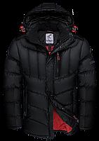 Куртка зимняя Braggart черная р.S(46), M(48)