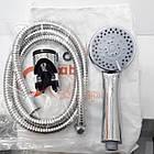 Однорычажный латунный смеситель для ванны цвет хром Q-Tap Hansberg CRM 006 NEW, фото 2