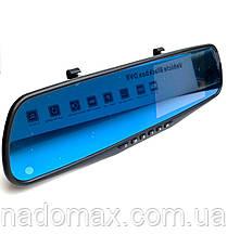 Зеркало видеорегистратор с двумя камерами Blackbox DVR, фото 3