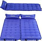 Самонадувающийся коврик KingCamp Base Camp Comfort(KM3560) (blue), фото 3