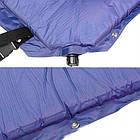 Самонадувающийся коврик KingCamp Base Camp Comfort(KM3560) (blue), фото 7
