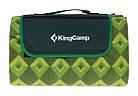 Коврик для пикника KingCamp Picnik Blankett (KG4701)(green), фото 3
