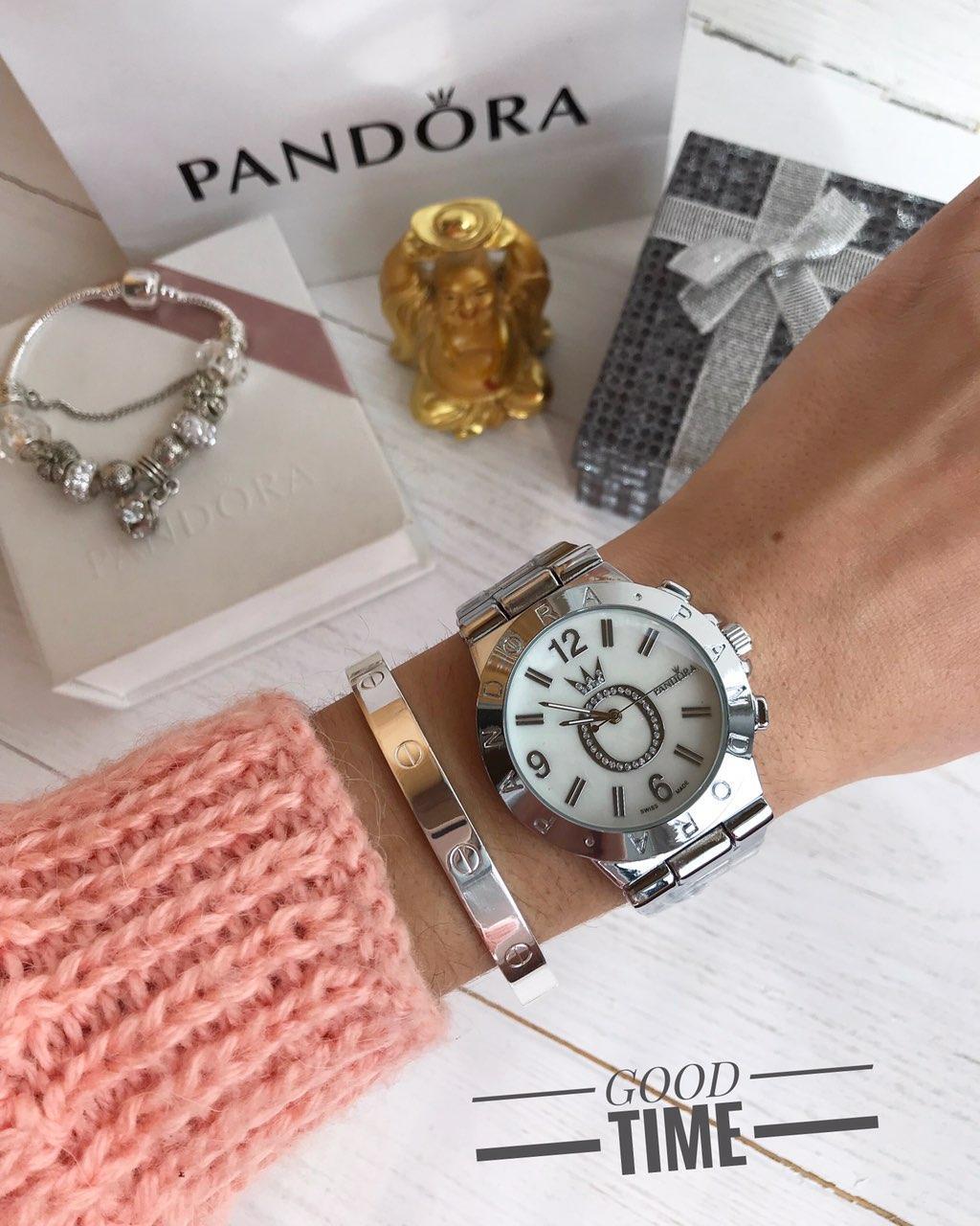 Женские часы Pandora
