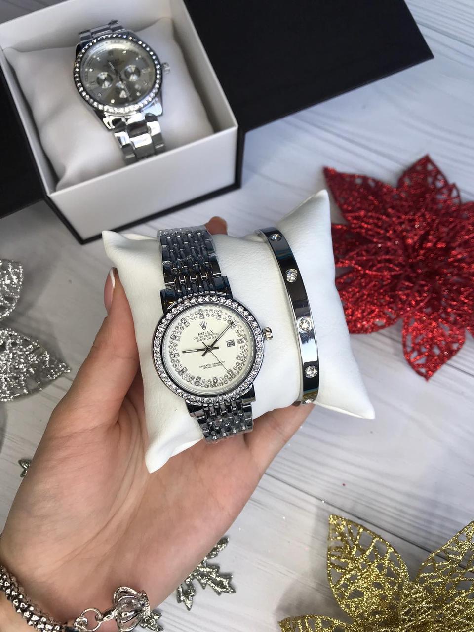 Женские часы Rolex опт дропшиппинг розница Реплика ролекс