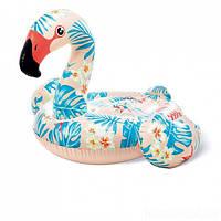 Надувной фламинго Intex 57559