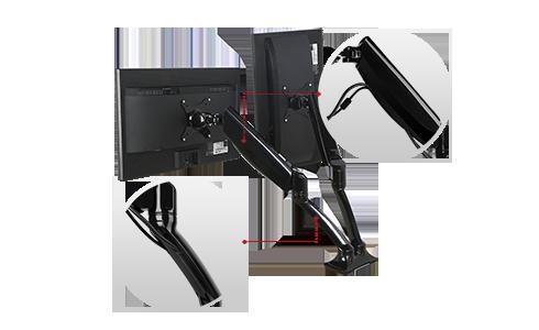 Система управління кабелем Loctek VNDLB502