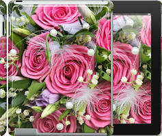 "Чехол на iPad 2/3/4 Нежность ""2916c-25"""