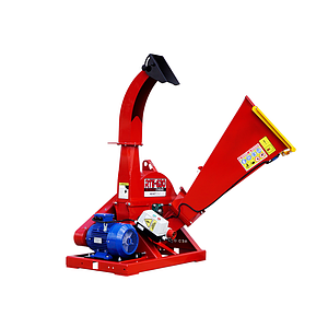Щепорез Remet RTE-630 (120 мм, 7,5 кВт/электро, без колес)