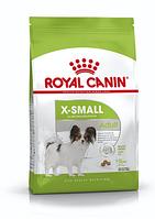 Сухий корм Royal Canin X-Small Adult 1.5 кг для дорослих собак мініатюрних розмірів, вага собаки до 4 кг