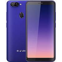 Смартфон с большим дисплеем и двойной камерой на 2 сим карты Bluboo D6 blue 2/16 гб