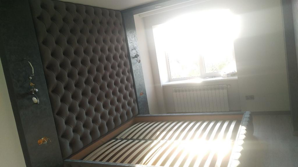 Двоспальне ліжко + стіна Ліберті 1