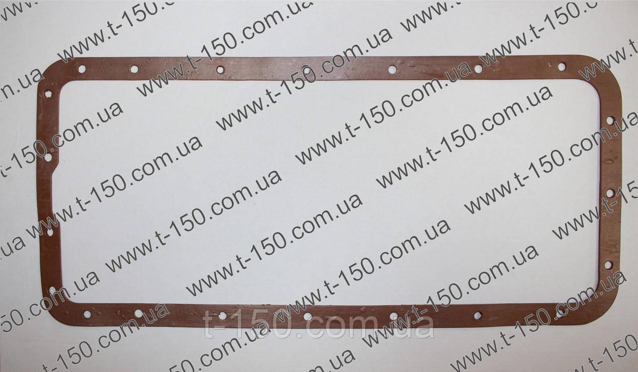 Прокладка поддона картера Д-65 б/р резина (Д01-097-Б)