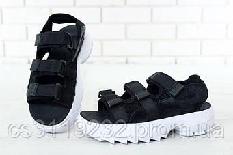 Мужские сандали Fila (черные)