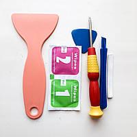 Инструменты для ремонта телефона (для замены дисплейного модуля, корпуса, рамки), набор STANDART