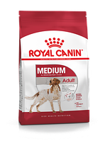 Сухой корм Royal Canin Medium Adult 4 кг для взрослых собак средних размеров (вес собаки от 11 до 25 кг)